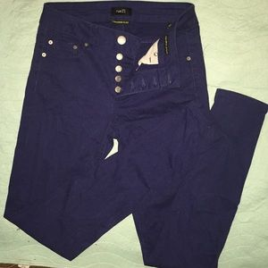 Rue 21 royal blue size1/2